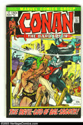 Bronze Age (1970-1979):Miscellaneous, Conan The Barbarian Group (Marvel, 1970s) Condition: Average VF/NM 9.0. Seven issues of Conan the Barbarian, issues #17, #23... (Total: 7 Comic Books Item)