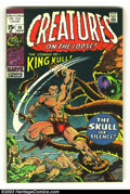 Bronze Age (1970-1979):Horror, Creatures on the Loose Group (Marvel, 1970s) Condition: Average VF+8.5. Eight issues of Creatures on the Loose, issues #10,... (Total:8 Comic Books Item)