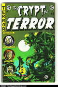 Bronze Age (1970-1979):Horror, EC Classic Reprints Group (East Coast Comix Co., 1970s) Condition: Average VF/NM 9.0. Five issues of EC Classic Reprints. In... (Total: 5 Comic Books Item)