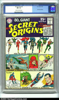 Silver Age (1956-1969):Superhero, 80 Page Giant #8 (DC, 1965) CGC NM- 9.2 Cream to off-white pages. Overstreet 2002 NM 9.4 value = $475. ...