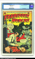 Golden Age (1938-1955):Horror, Forbidden Worlds #13 (ACG, 1953) CGC FN/VF 7.0 Cream to off-whitepages. Harry Lazarus art. Overstreet 2003 FN 6.0 value = $...