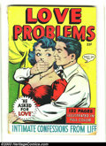 Golden Age (1938-1955):Romance, Fox Giants Love Problems (Fox Features Syndicate, 1949) Condition:GD. Overstreet 2003 GD 2.0 value = $40....