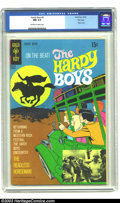 Bronze Age (1970-1979):Cartoon Character, Hardy Boys #3 File copy (Gold Key, 1970) CGC NM 9.4 Off-white towhite pages. Photo cover. Overstreet 2003 NM 9.4 value = $3...