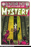 Silver Age (1956-1969):Horror, House of Mystery #174 (DC, 1968) Condition: VF-. Mystery formatbegins. Overstreet 2003 VF 8.0 value = $53....