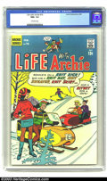Silver Age (1956-1969):Humor, Life With Archie #70 (Archie, 1968) CGC NM+ 9.6 Off-white pages. This is the highest graded copy of this book. Overstreet 20...