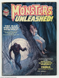 Bronze Age (1970-1979):Horror, Monsters Unleashed Group (Marvel, early 1070s) Condition: AverageVF 8.0. Two issues of Monsters Unleashed magazine, #1 and ...(Total: 2 Comic Books Item)
