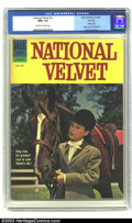 Silver Age (1956-1969):Adventure, National Velvet #nn File copy (Dell, 1962) CGC NM+ 9.6 Off-white to white pages. Photo cover; indicia says #12-556-210; Jack...