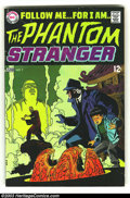 Bronze Age (1970-1979):Horror, Phantom Stranger Group of #1, 4 and 5 (DC, 1970) Condition: Average VG. Beautiful covers on all three issues. Overstreet 200... (Total: 3 Comic Books Item)