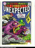 Silver Age (1956-1969):Horror, Tales of the Unexpected Group of #102 and #104 (DC, 1958)Condition: VF+. Overstreet 2003 value for group = $70....