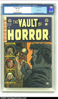Golden Age (1938-1955):Horror, Vault of Horror #32 (EC, 1953) CGC VF+ 8.5 Off-white pages.Censored cover; Ingels, Evans, Davis and Craig art. Overstreet 2...
