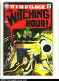 Silver Age (1956-1969):Horror, Witching Hour #2 (DC, 1969) Condition: VF/NM. Beautiful high-gradecopy. Overstreet 2003 VF/NM 9.0 value = $49....