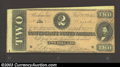 Confederate Notes:1864 Issues, 1864 $2 Judah P. Benjamin, T-70, Extremely Fine. A small ...