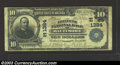 National Bank Notes:Maryland, Baltimore, MD - $10 1902 Plain Back Fr. 624 Citizens ...