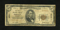 National Bank Notes:Arkansas, Fordyce, AR - $5 1929 Ty. 2 The First NB Ch. # 9501. This well circulated Very Good Dallas County example is represe...