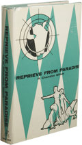Books:First Editions, H. Chandler Elliott: Reprieve From Paradise. (New York:Gnome Press, 1955), first edition, 256 pages, green cloth with m...