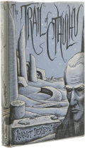 Books:First Editions, August Derleth: The Trail of Cthulhu. (Sauk City: ArkhamHouse, 1962), first edition, 248 pages, dust jacket by Richard ...