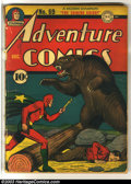 Adventure Comics #69 (DC, 1941) Condition: FR. What a cool Starman cover! First appearance of Sandy the Golden Boy (Sand...