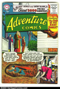 Silver Age (1956-1969):Superhero, Adventure Comics #229 (DC, 1956) Condition: FN/VF. Fantastic copy with off-white pages. First Silver Age issue. Overstreet 2...