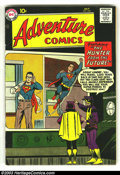 Silver Age (1956-1969):Superhero, Adventure Comics #250 (DC, 1958) Condition: FN. Great Superboy cover. Overstreet 2003 FN 6.0 value = $75....