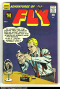 Silver Age (1956-1969):Superhero, Adventures of the Fly #7 and #10 (Archie, 1960) Condition: VG+. Issue #7 contains the first Silver Age appearance of the Bla... (Total: 2 Comic Books Item)