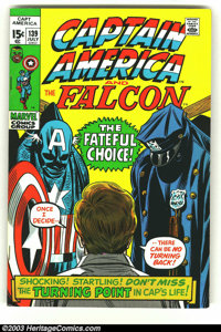 Captain America Lot (Marvel, 1970s) Condition: averages VF/NM. Issues #139, 142, 144, 146, 149, 152, 157-159. Here is a...
