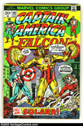 Captain America Lot of #160-166 complete (Marvel, 1970s) Condition: average VF/NM. Issues #160-166. Here is a really nic...