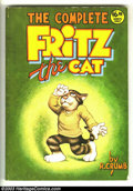Bronze Age (1970-1979):Alternative/Underground, Complete Fritz The Cat nn (Belier Press, 1978) Condition = VG. This great trade paperback features 128 pages of Robert Crumb...