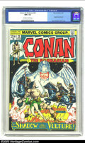 Conan The Barbarian #22 (Marvel, 1973) CGC NM+ 9.6 Off-white to white pages. Barry Smith cover. Overstreet 2003 NM 9.4 v...