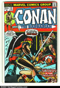 Bronze Age (1970-1979):Miscellaneous, Conan The Barbarian Lot (Marvel, 1970s) Condition: average VF/NM. Issues 23, 26, 28-31, 33-35, 37. Here is a really nice, su...