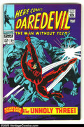 Silver Age (1956-1969):Superhero, Daredevil group lot (Marvel, 1960s) Condition: average VF/NM. Issues #39, 42, 46-50. Here is a really nice, super high-grade... (Total: 7 Comic Books Item)