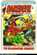 Silver Age (1956-1969):Superhero, Daredevil group lot (Marvel, 1970s) Condition: average VF/NM. This lot contains issues #85, 88, 91-98, 101-103, and King Siz... (Total: 14 Comic Books Item)