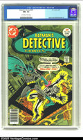 Bronze Age (1970-1979):Superhero, Detective Comics #470 (DC, 1977) CGC NM+ 9.6 Off-white to white pages. No copies have been graded higher by CGC yet. Jim Apa...