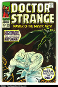 Silver Age (1956-1969):Superhero, Doctor Strange LOT OF #170 and 183 (Marvel, 1968) Condition: VF/NM. Two high-grade beauties from the Silver Age of Marvel Co... (Total: 2 Comic Books Item)