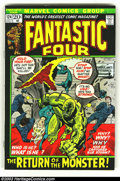 Silver Age (1956-1969):Superhero, Fantastic Four group lot (Marvel, 1970s) Condition: VF/NM. Issues 124-126, 141, 147, 148 and 150. Here is a really nice, sup... (Total: 7 Comic Books Item)