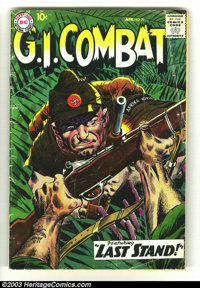 G.I. Combat #71 and #74 (DC, 1959) Condition: GD/VG. Russ Heath, Ross Andru artwork. Overstreet 2003 value for group = $...