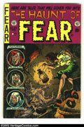 Golden Age (1938-1955):Horror, The Haunt of Fear #24 (EC, 1954) Condition: VG+. Used in SenateInvestigative Report. Overstreet 2003 VG 4.0 value = $42....