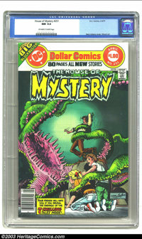 House of Mystery #251 (DC, 1977) CGC NM 9.4 Off-white to white pages. Neal Adams cover, Wally Wood artwork. These $1.00...