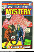 Bronze Age (1970-1979):Horror, Journey into Mystery (2nd Series) lot of #5-9 (Marvel, 1972)Condition: average VF/NM. This fantastic Bronze Age Horror lot ...(Total: 5 Comic Books Item)