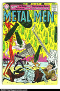Silver Age (1956-1969):Superhero, Metal Men #1 (DC, 1963) Condition: VG+. Fifth appearance of this interesting team. Overstreet 2003 VG 4.0 value = $100....