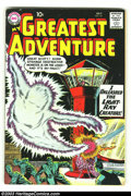 Silver Age (1956-1969):Adventure, My Greatest Adventure lot (DC, 1960) Condition: averages VG+. 45, 49, 50, 72, 84. Overstreet 2003 value for group = $120.... (Total: 5 Comic Books Item)