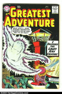 My Greatest Adventure lot (DC, 1960) Condition: averages VG+. 45, 49, 50, 72, 84. Overstreet 2003 value for group = $120...