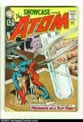 Silver Age (1956-1969):Superhero, Showcase #36 Atom (DC, 1962) Condition: VG. Third appearance of the Atom by Gil Kane. Overstreet 2002 GD 2.0 value = $50; FN...