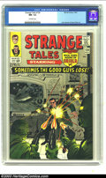 Silver Age (1956-1969):Superhero, Strange Tales #138 (Marvel, 1965) CGC NM- 9.2 Off-white pages. John Severin and Steve Ditko art. Overstreet 2003 NM 9.4 valu...