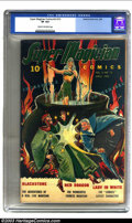 Golden Age (1938-1955):Superhero, Super Magician Comics Vol. 3 #12 (Street & Smith, 1945) CGC VF 8.0 Cream to off-white pages. Features Blackstone, Red Dragon...