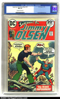 Bronze Age (1970-1979):Superhero, Superman's Pal Jimmy Olsen #161 (DC, 1973) CGC NM 9.4 Off-white to white pages. Kurt Schaffenberger artwork. Overstreet 2003...