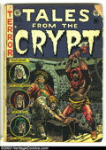 Tales From the Crypt #31 (EC, 1952) Condition: GD. Jack Davis, Jack Kamen, and Al Williamson (his first work for EC) art...