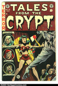 Golden Age (1938-1955):Horror, Tales From the Crypt #41 (EC, 1954) Condition: VG. FantasticPre-code horror. Overstreet 2003 VG 4.0 value = $74. Fromthe...