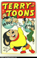 Golden Age (1938-1955):Cartoon Character, Terry-Toons Comics #56 (Timely, 1947) Condition: VG/FN. Overstreet 2003 VG 4.0 value = $24; FN 6.0 value = $36. ...
