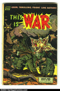 This Is War #5 (#1) (Standard, 1952) Condition: VG-. Alex Toth art. Overstreet 2003 VG 4.0 value = $28