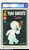 Silver Age (1956-1969):Cartoon Character, Tuff Ghosts Starring Spooky #1 File Copy (Harvey, 1962) CGC VG/FN 5.0 Off-white pages. First issue of one of the Tuff Little...